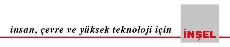 İNŞEL YAPI VE TEKNİK DONATIM SİSTEMLERİ LTD. ŞTİ.